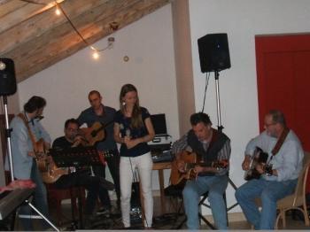 association acoustic generation