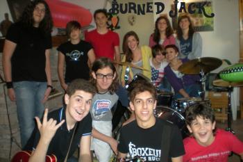 BURNED JACK